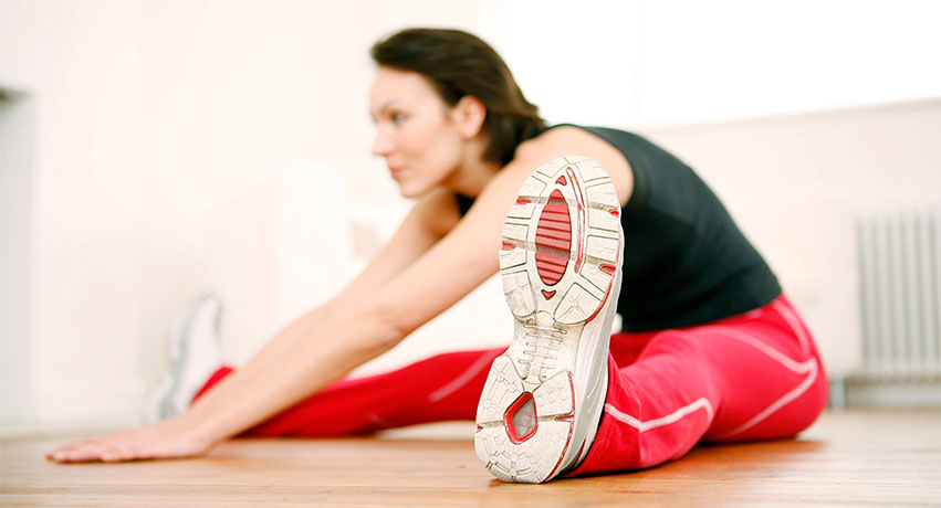 exercise - How To Feel Good, Think Positively and Live Well